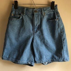 Liz Claiborne Mom Jeans Shorts '90s Style